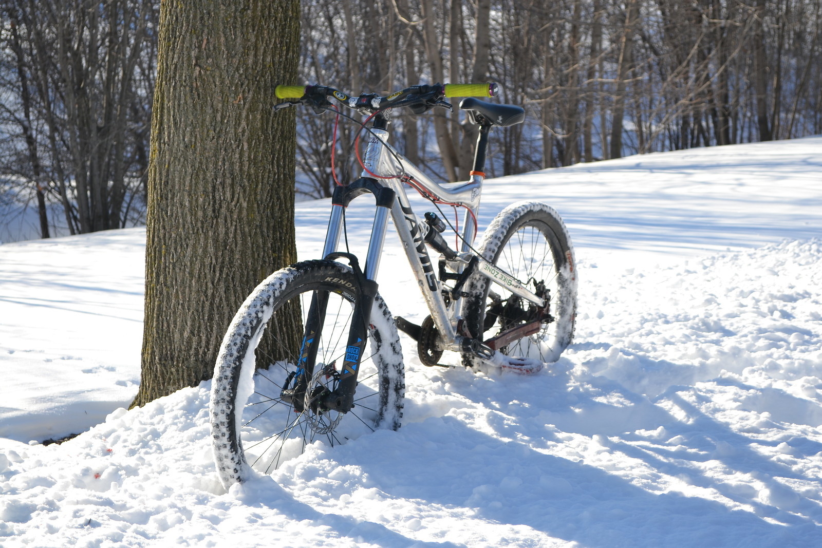 this is a beautiful picture of this bike. also its up for sale.