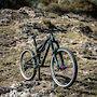 SANTA CRUZ Bronson CC BLACK N PURPLE
