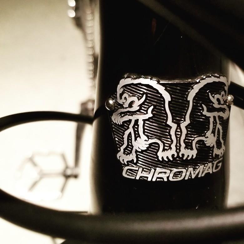 Chromag Rootdown - Ti Bits