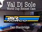 DirtTV: Val Di Sole WC Helmet Cam 2011