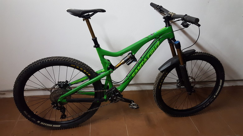 Santa Cruz Bronson C refresh
