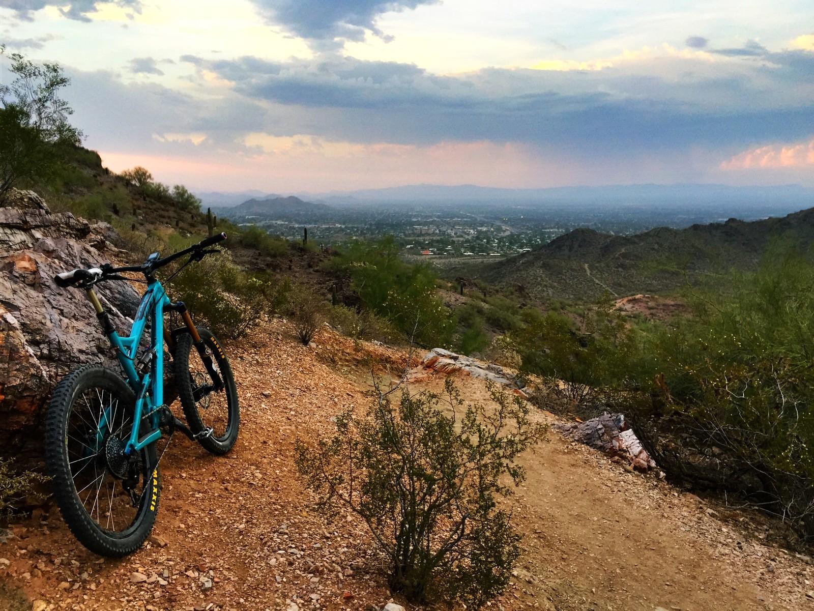 The former trail bike - SB66a - azmtbr - Mountain Biking Pictures - Vital MTB