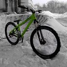 Cannondale Chase: winter pumptrack machine