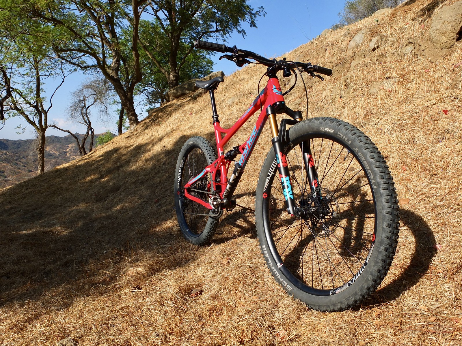 Banshee Phantom, not your grandpa's trail bike
