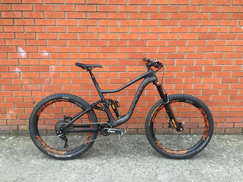 3357e7f1a569 Knolly Warden Carbon Large - michal.kmita s Bike Check - Vital MTB