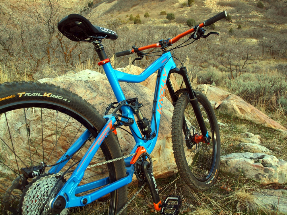 2015 Knolly Warden Blue Amp Orange Catch22 S Bike Check