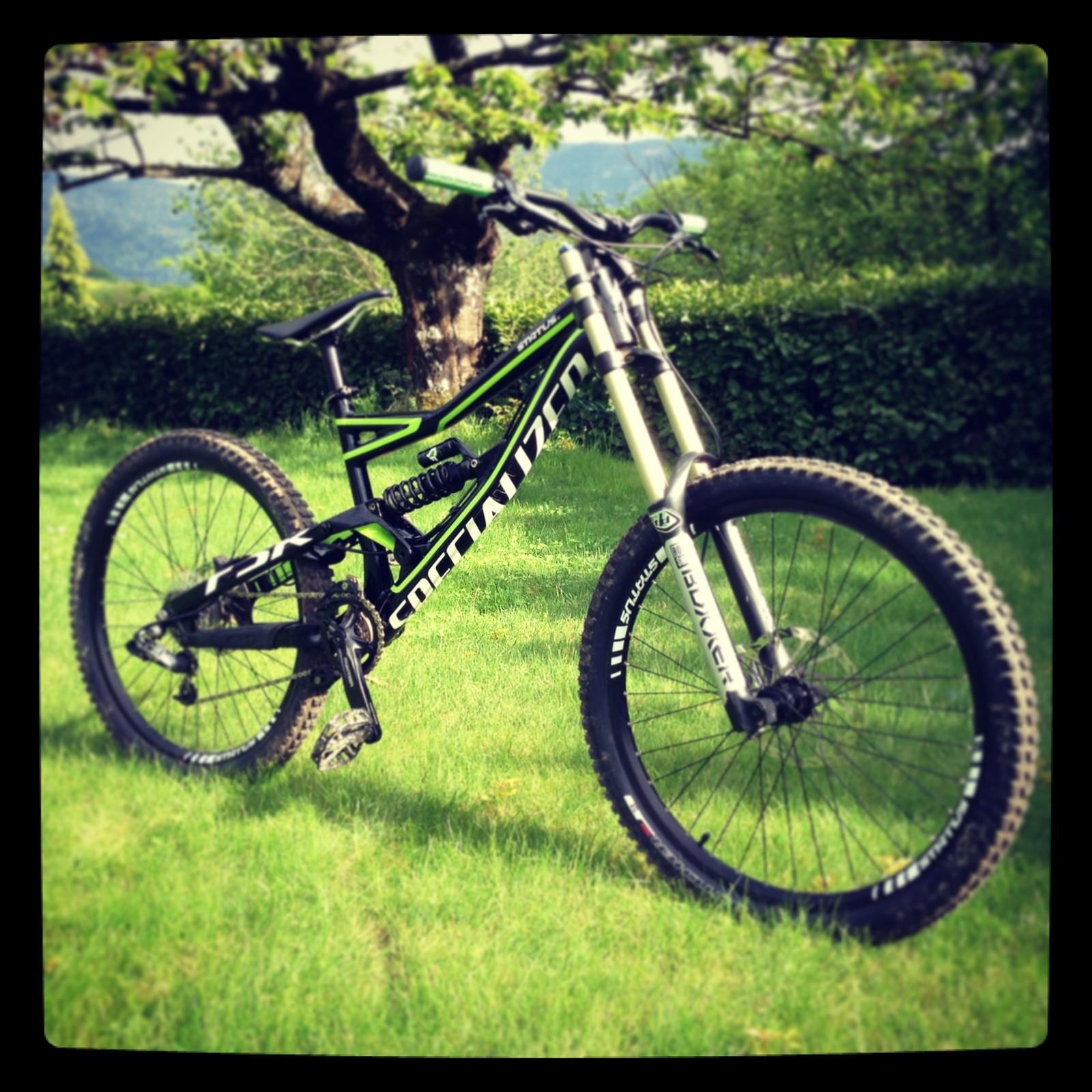 My Bike 2 - gilles.pfeiffer - Mountain Biking Pictures - Vital MTB