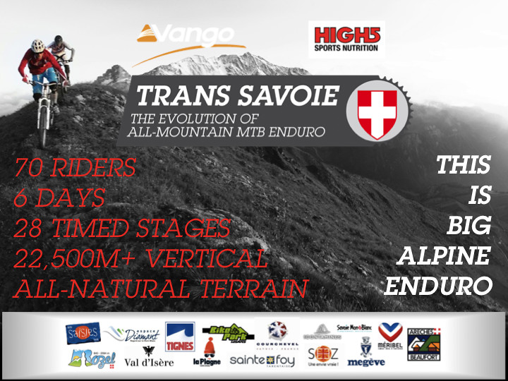 1 TS 2013 Results Event Overview - TransSavoie - Mountain Biking Pictures - Vital MTB