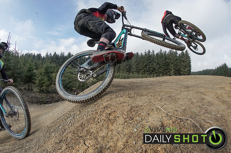 Step by Step Scrub - CaldwellVisuals - Mountain Biking Pictures - Vital MTB