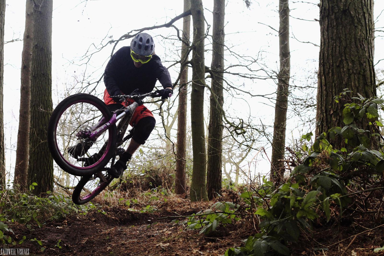 Delamere? Fun? - CaldwellVisuals - Mountain Biking Pictures - Vital MTB