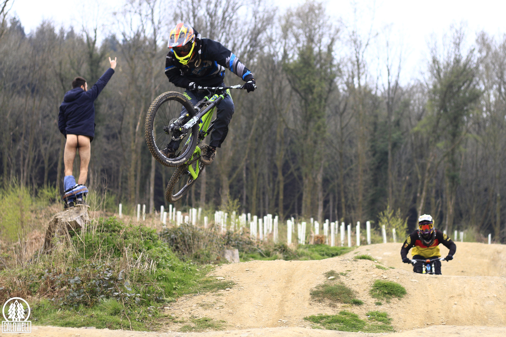 Drag Racing Helmets >> Hitting the Forest of Dean with style - CaldwellVisuals - Mountain Biking Pictures - Vital MTB