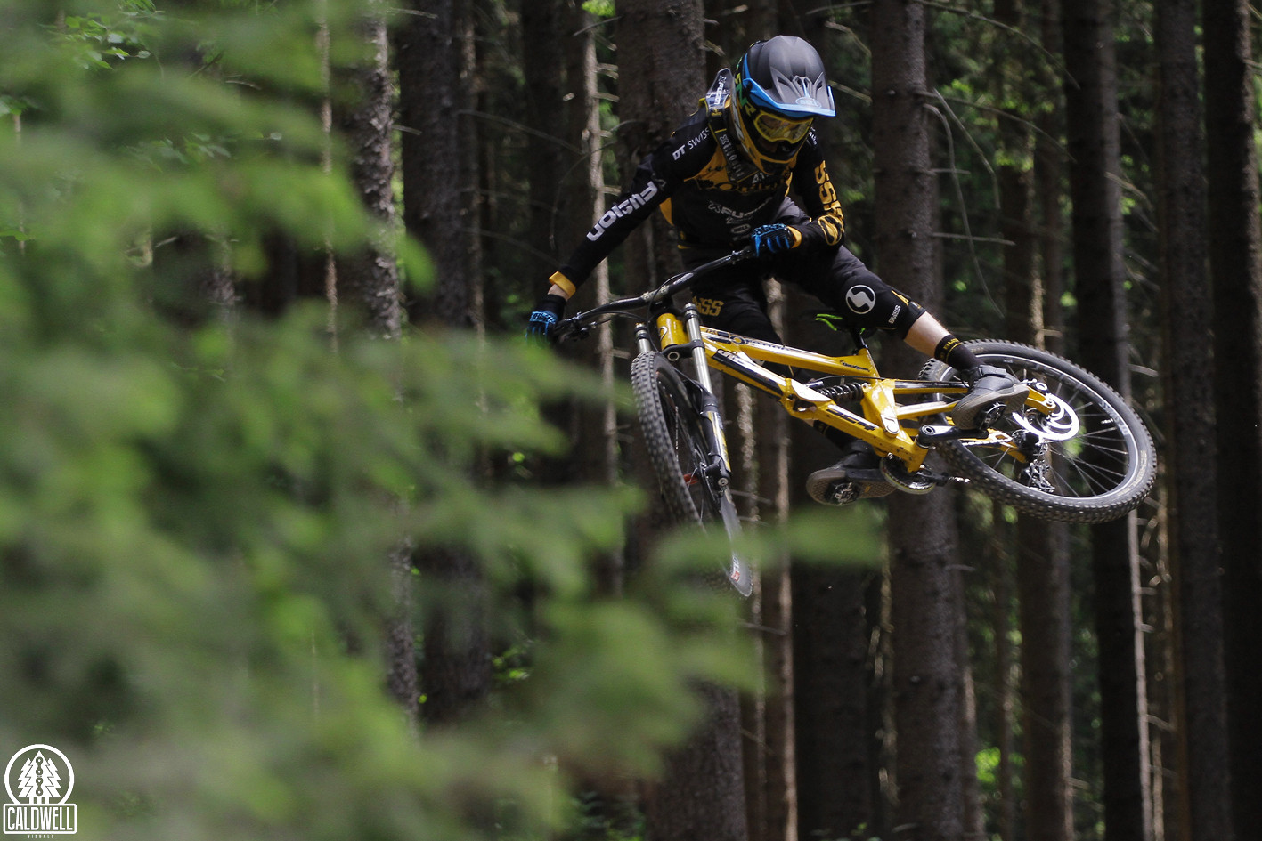 Cracking the whip - CaldwellVisuals - Mountain Biking Pictures - Vital MTB