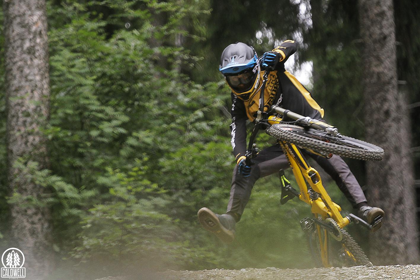 Major leg swag, bro - CaldwellVisuals - Mountain Biking Pictures - Vital MTB
