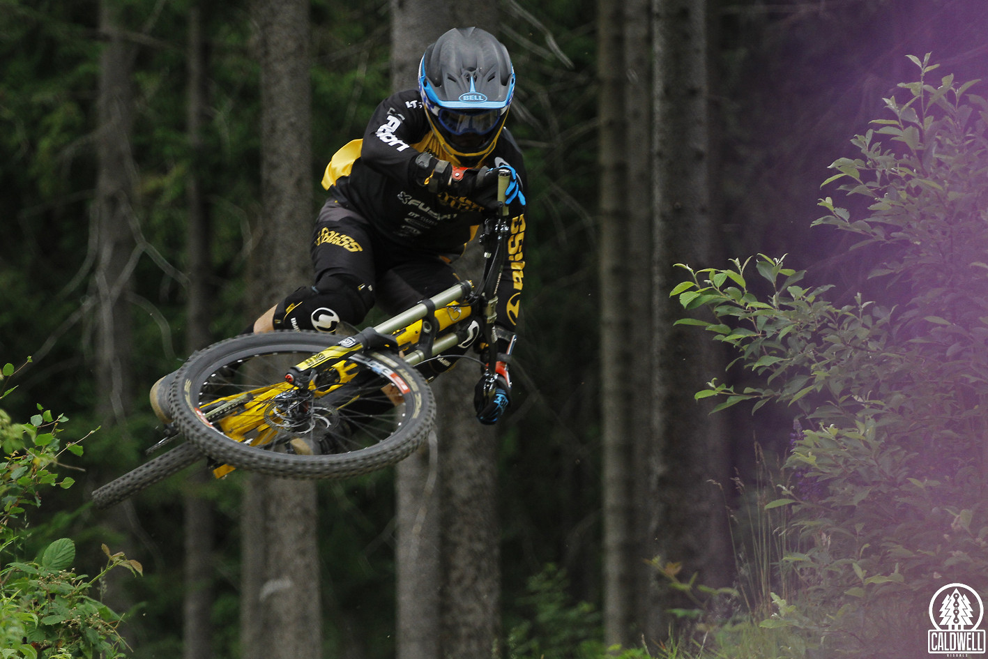 Scrubbin' - CaldwellVisuals - Mountain Biking Pictures - Vital MTB