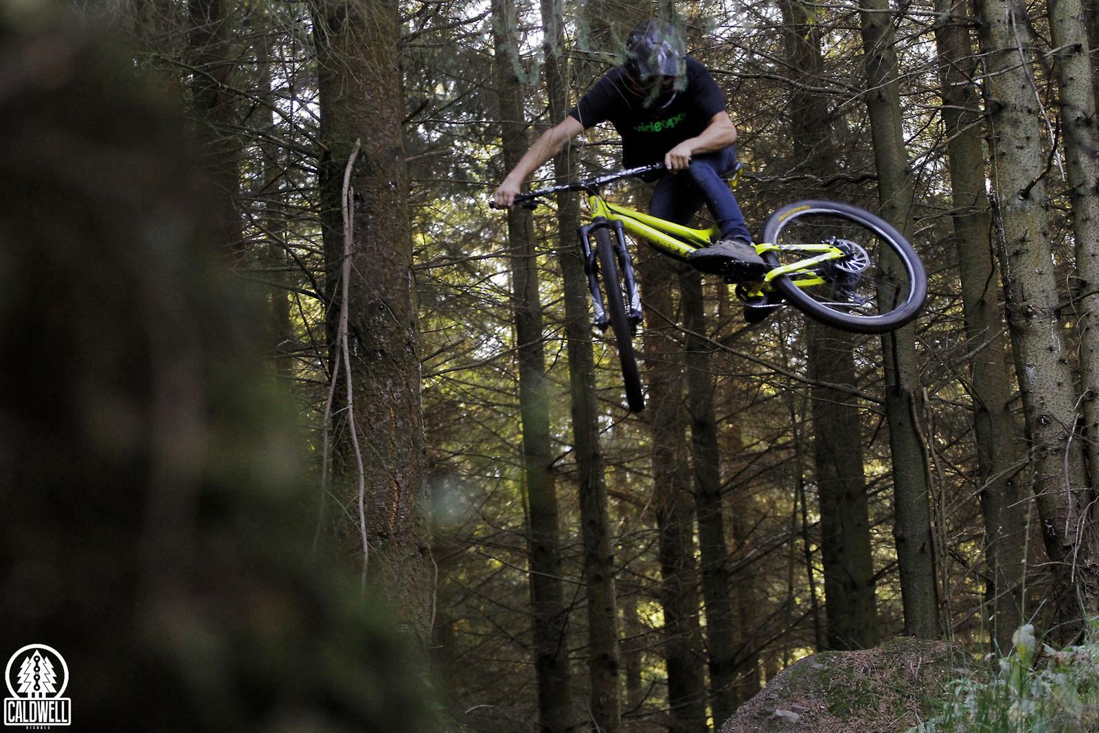 Sideways is forwards - CaldwellVisuals - Mountain Biking Pictures - Vital MTB