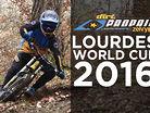 Propain Dirt Zelvy take on Lourdes World Cup