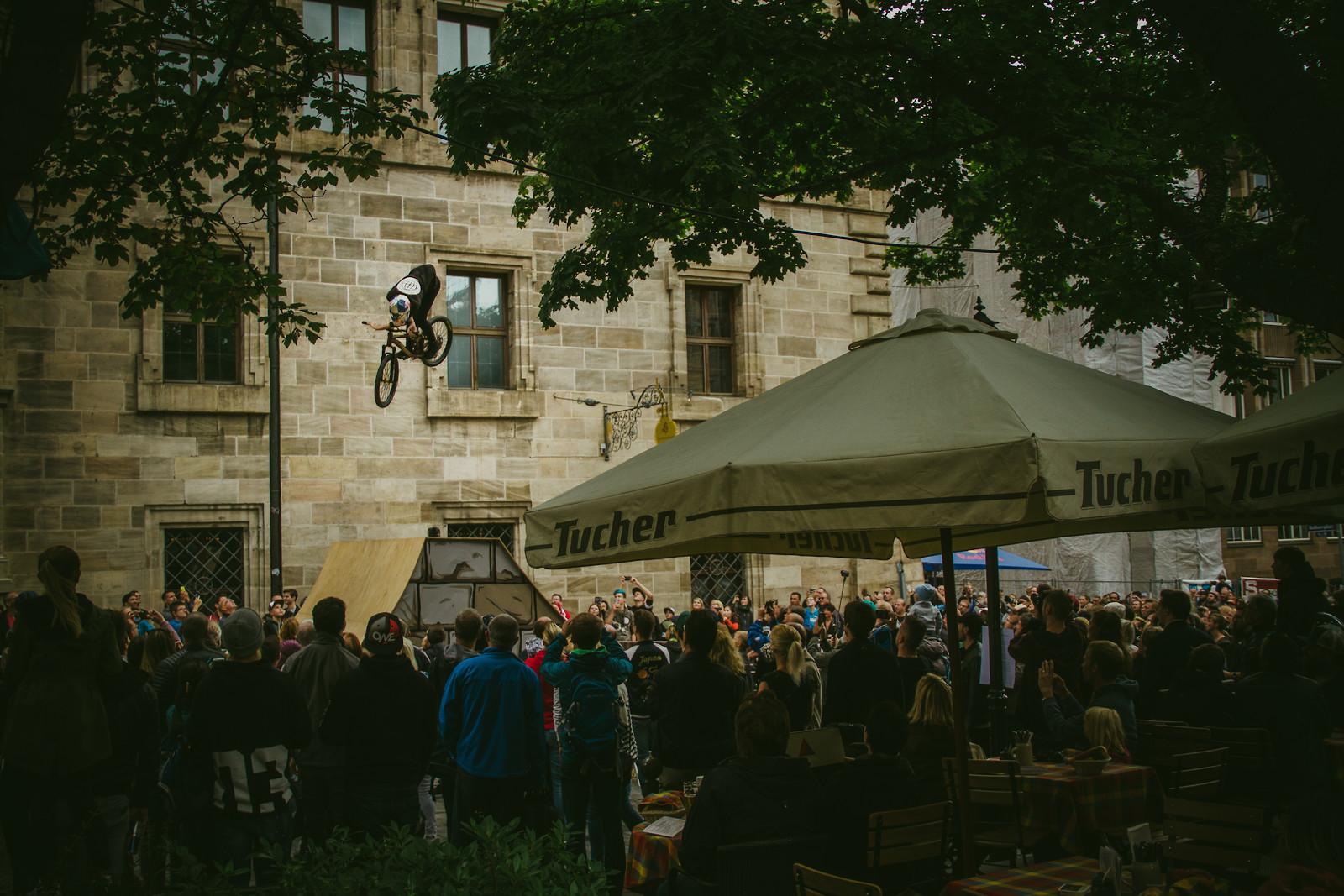 Emil Johansson- 360 barspin-1 - Kick!Photo - Mountain Biking Pictures - Vital MTB