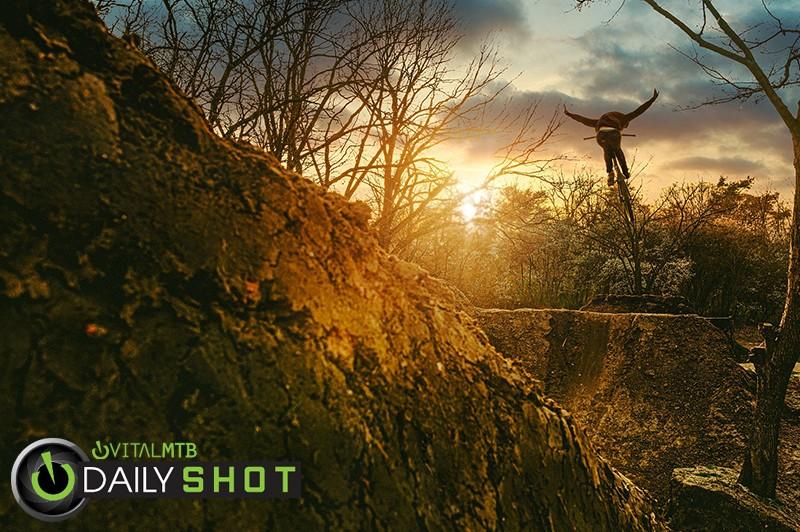 Przemek Abramowicz at Kili K2, PL - Kick!Photo - Mountain Biking Pictures - Vital MTB