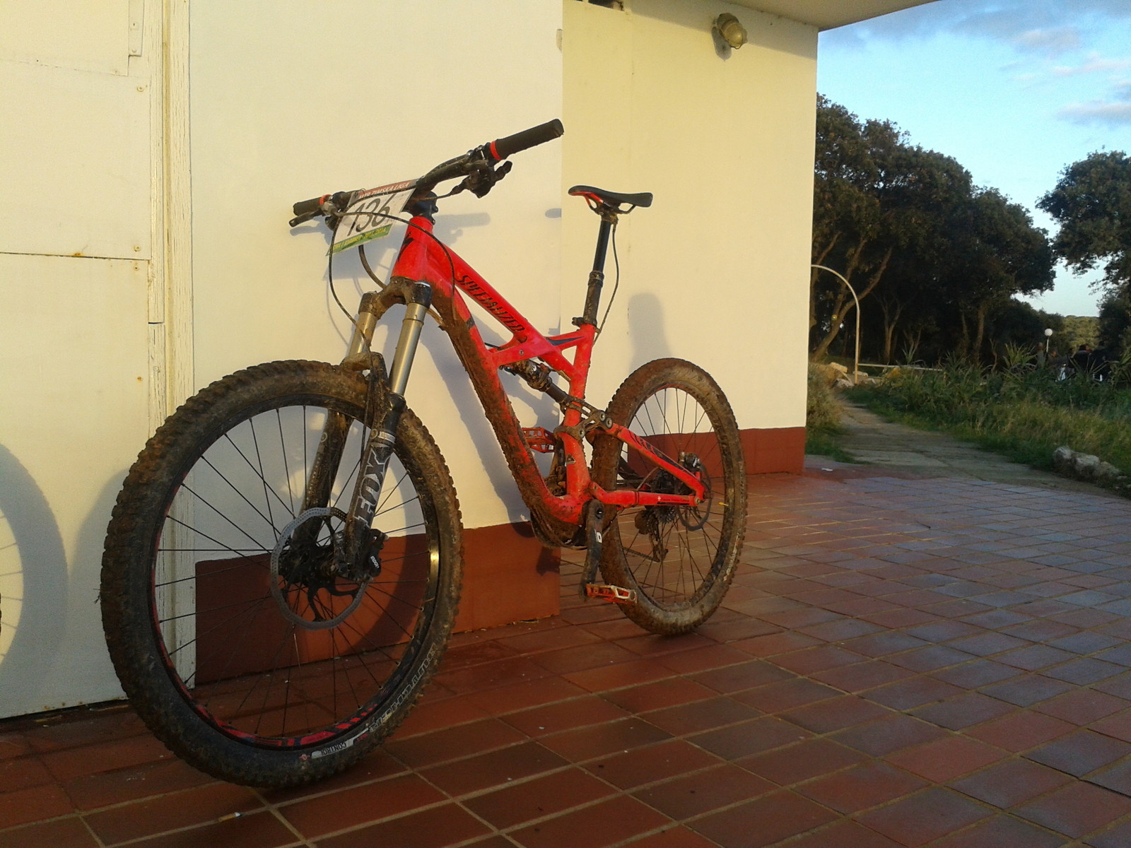 spec enduro comp 2013