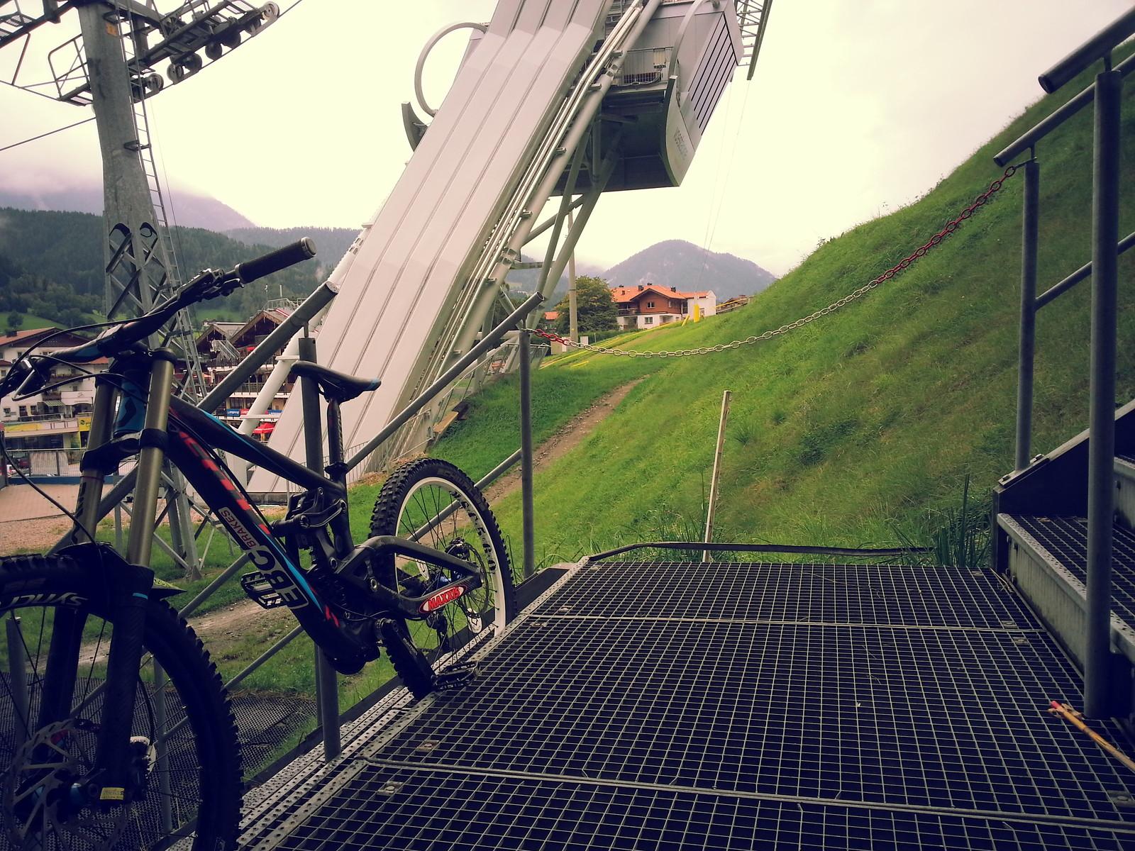 Semmering bikepark ÖE