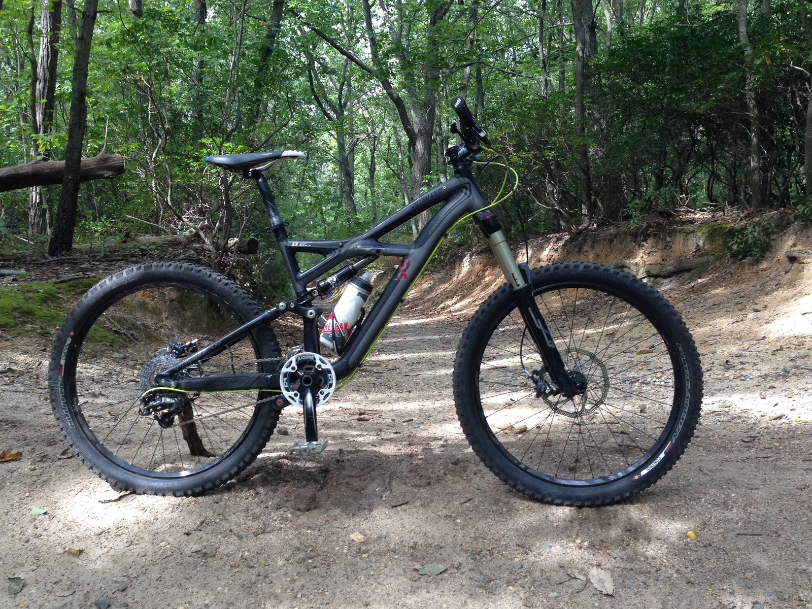 2012 Specialized Enduro Comp N0rthstr S Bike Check