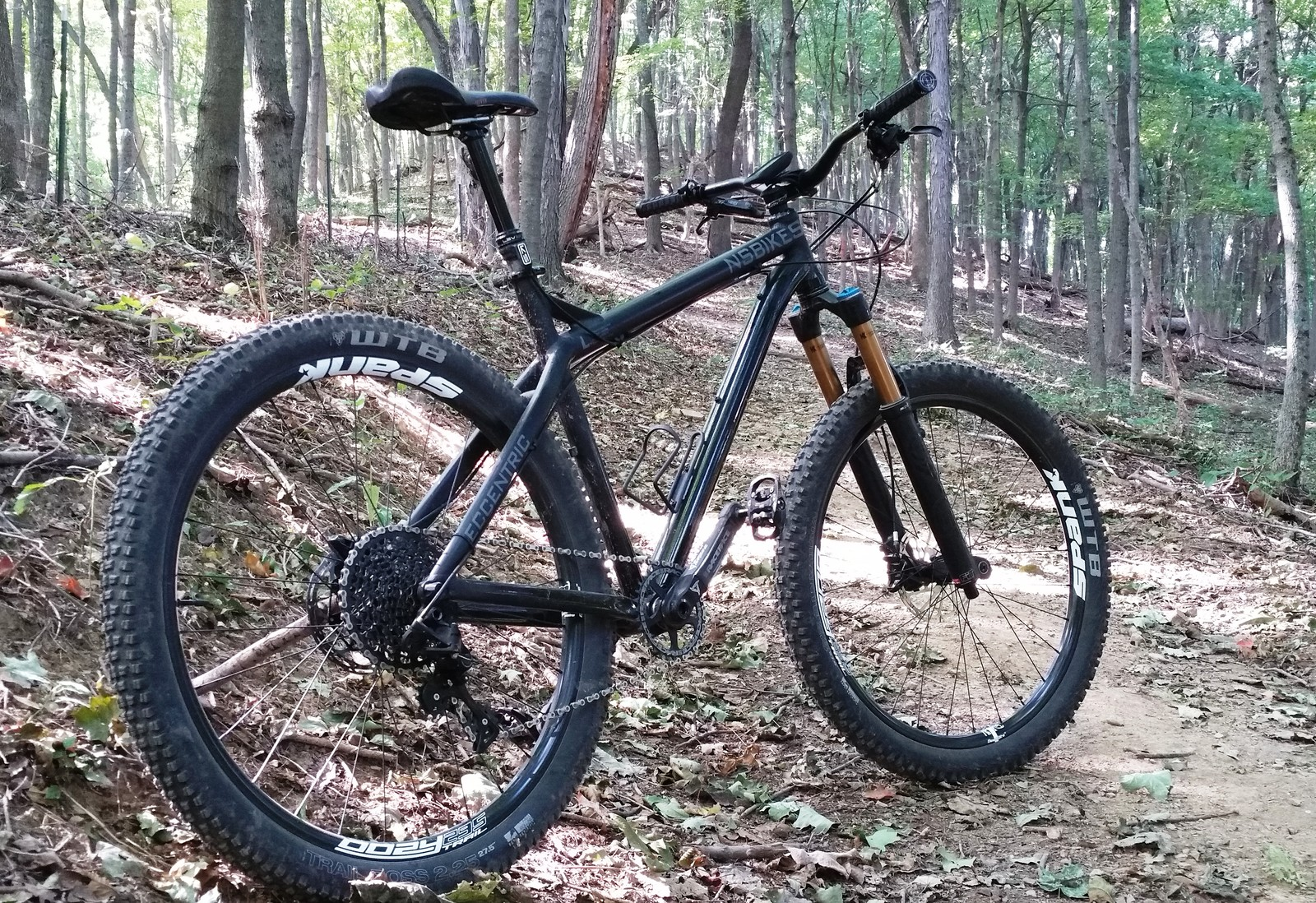 2015 NS Bikes Eccentric 27.5