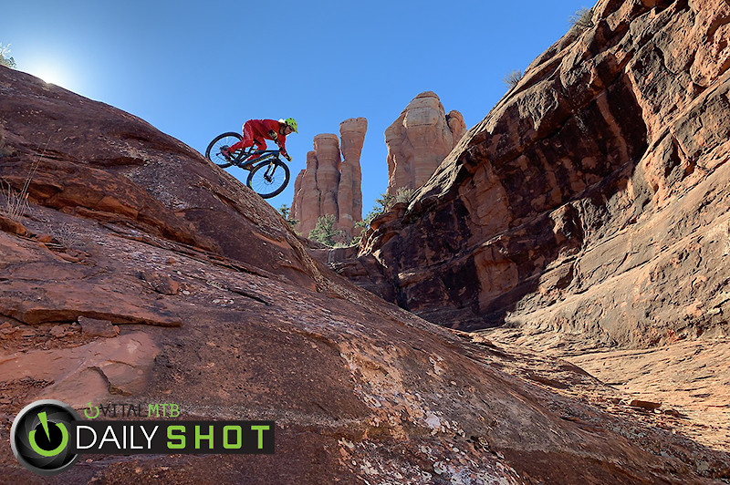 Red Rock Roller - Alexptdmg - Mountain Biking Pictures - Vital MTB