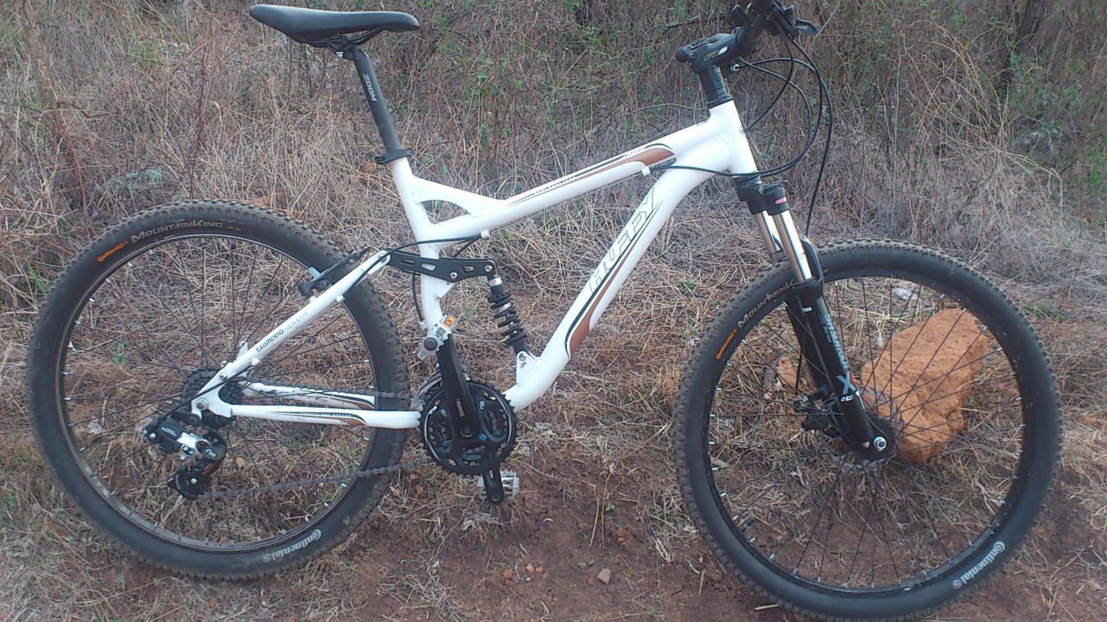 my first bike. upgrading..