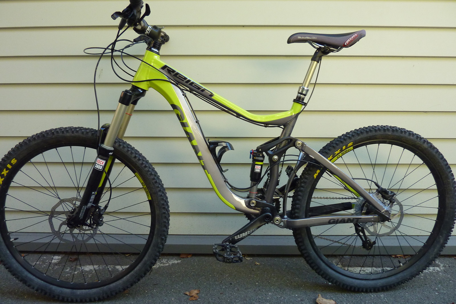 2013 Giant Reign 2
