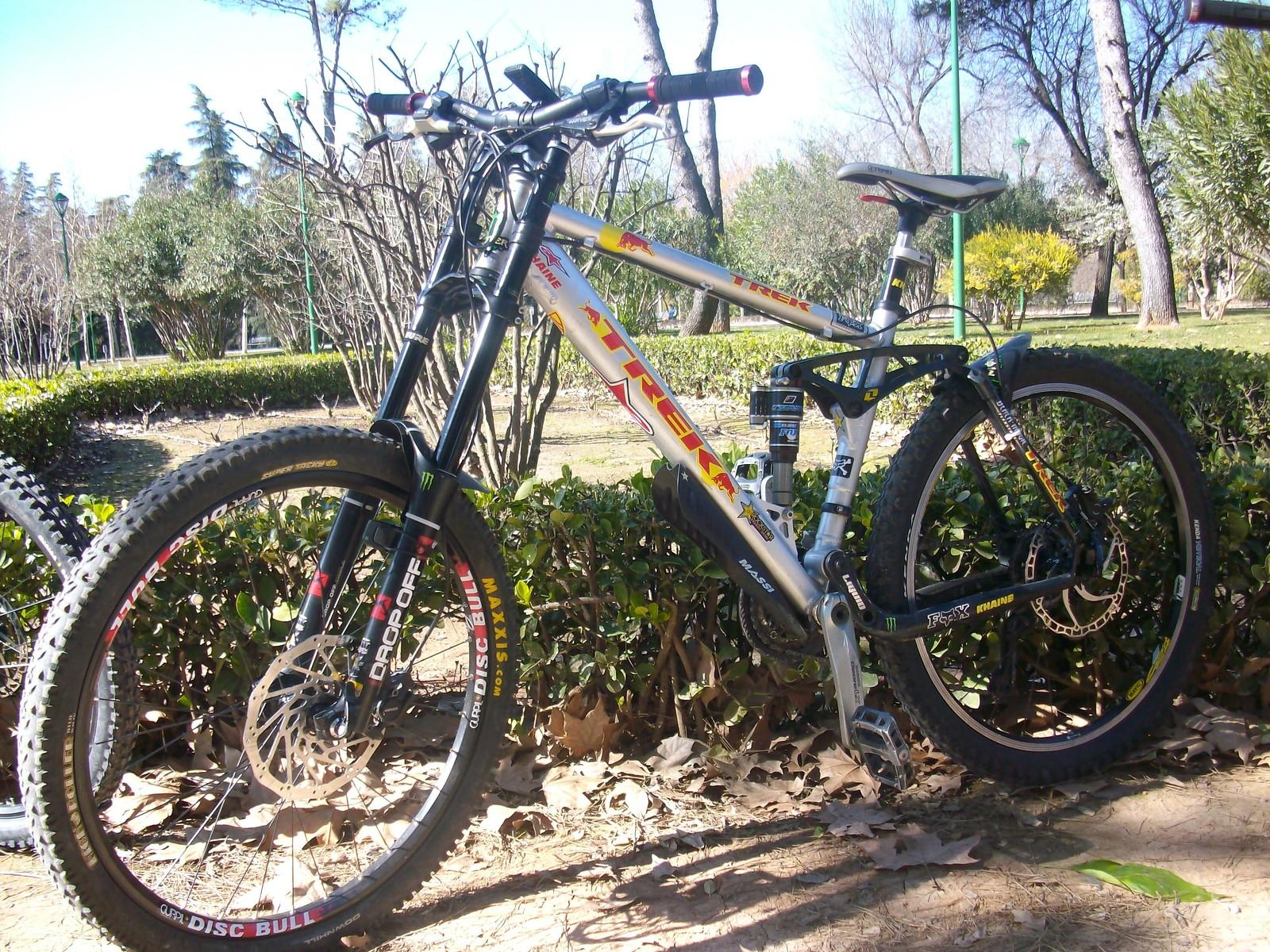 trek liquid - Jose Funes khaine - Mountain Biking Pictures - Vital MTB