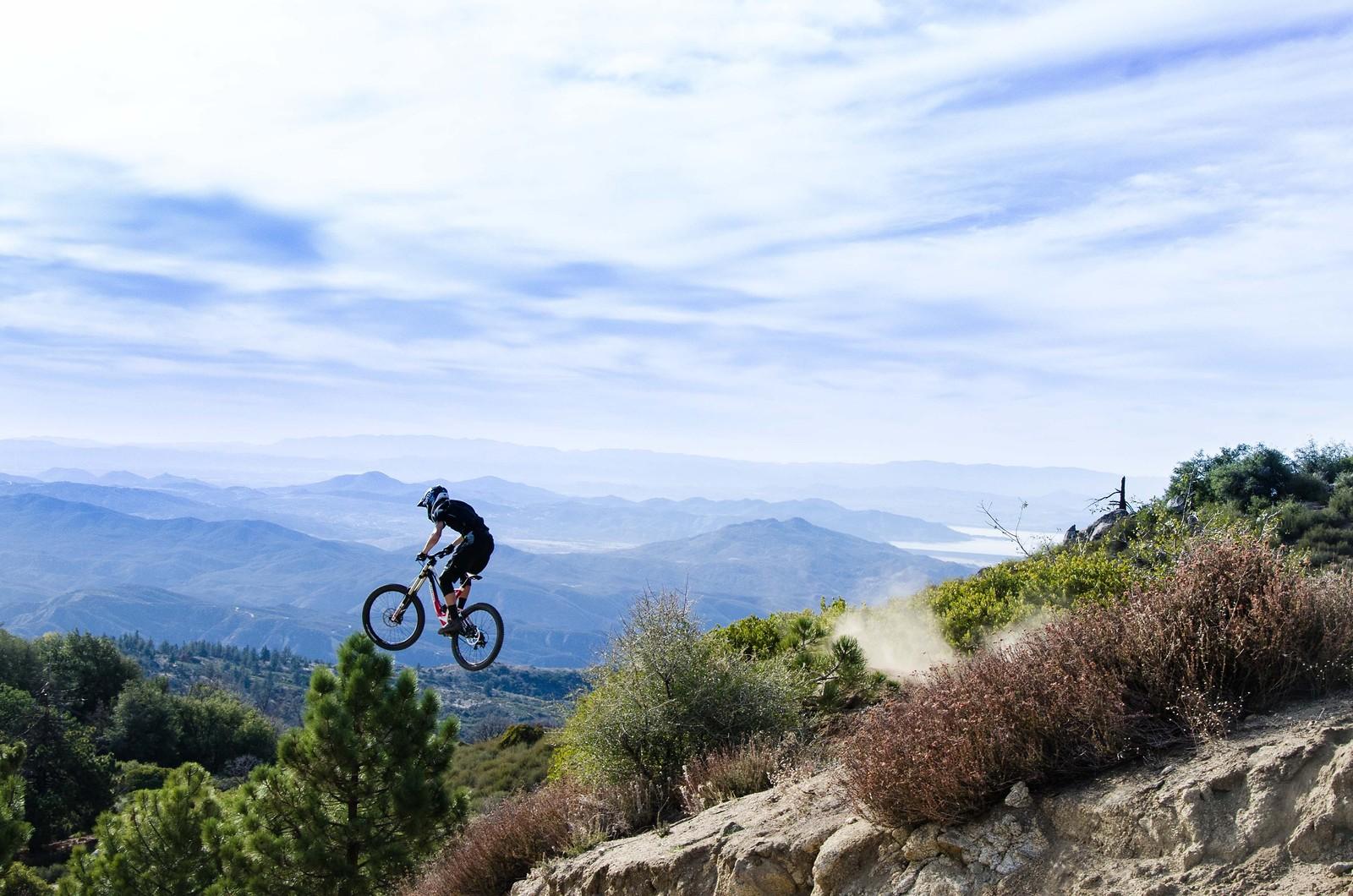 Road Gaps to Where? - dhjunke - Mountain Biking Pictures - Vital MTB
