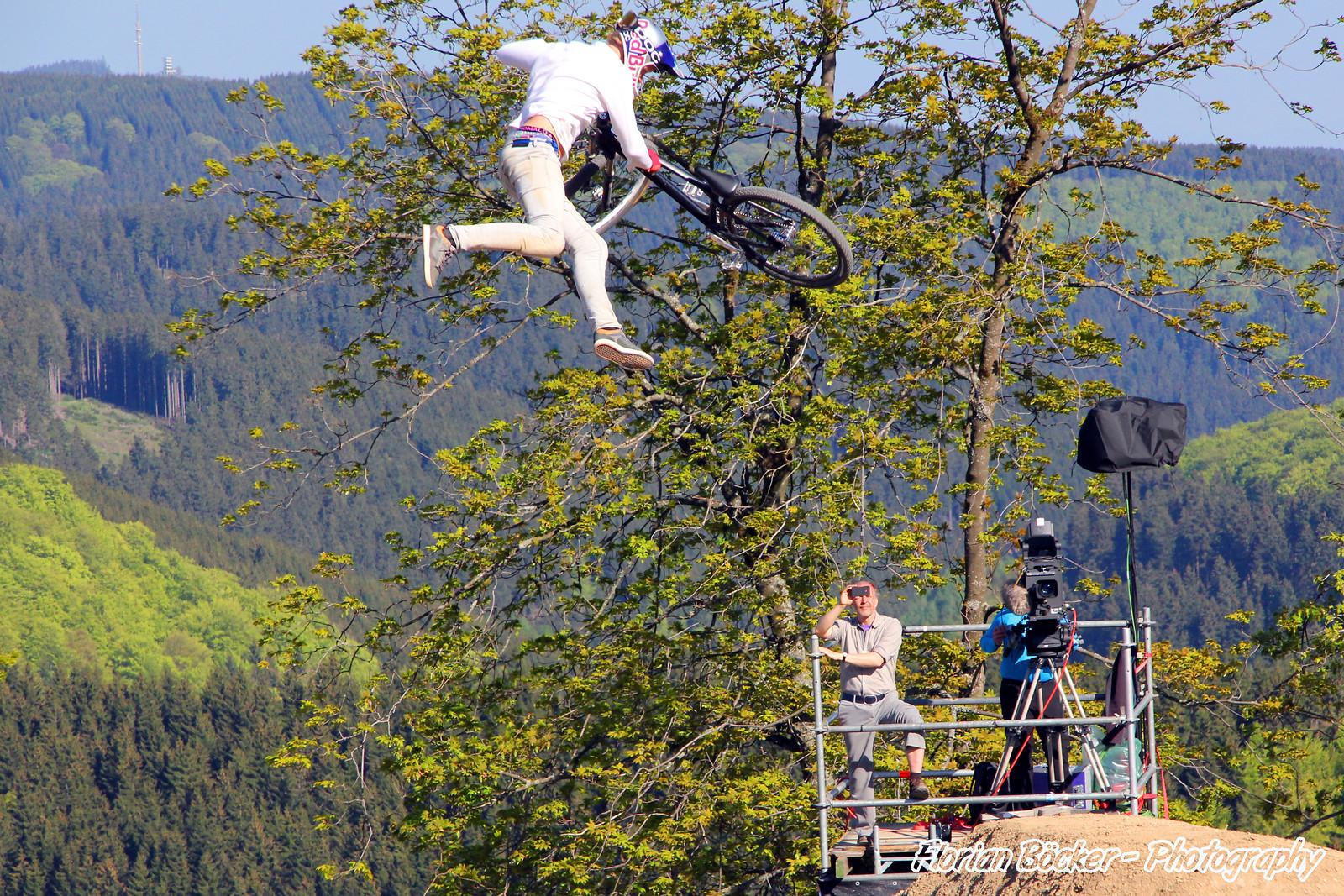 Red Bull Bergline - Winterberg 2013 - florian.boecker228 - Mountain Biking Pictures - Vital MTB