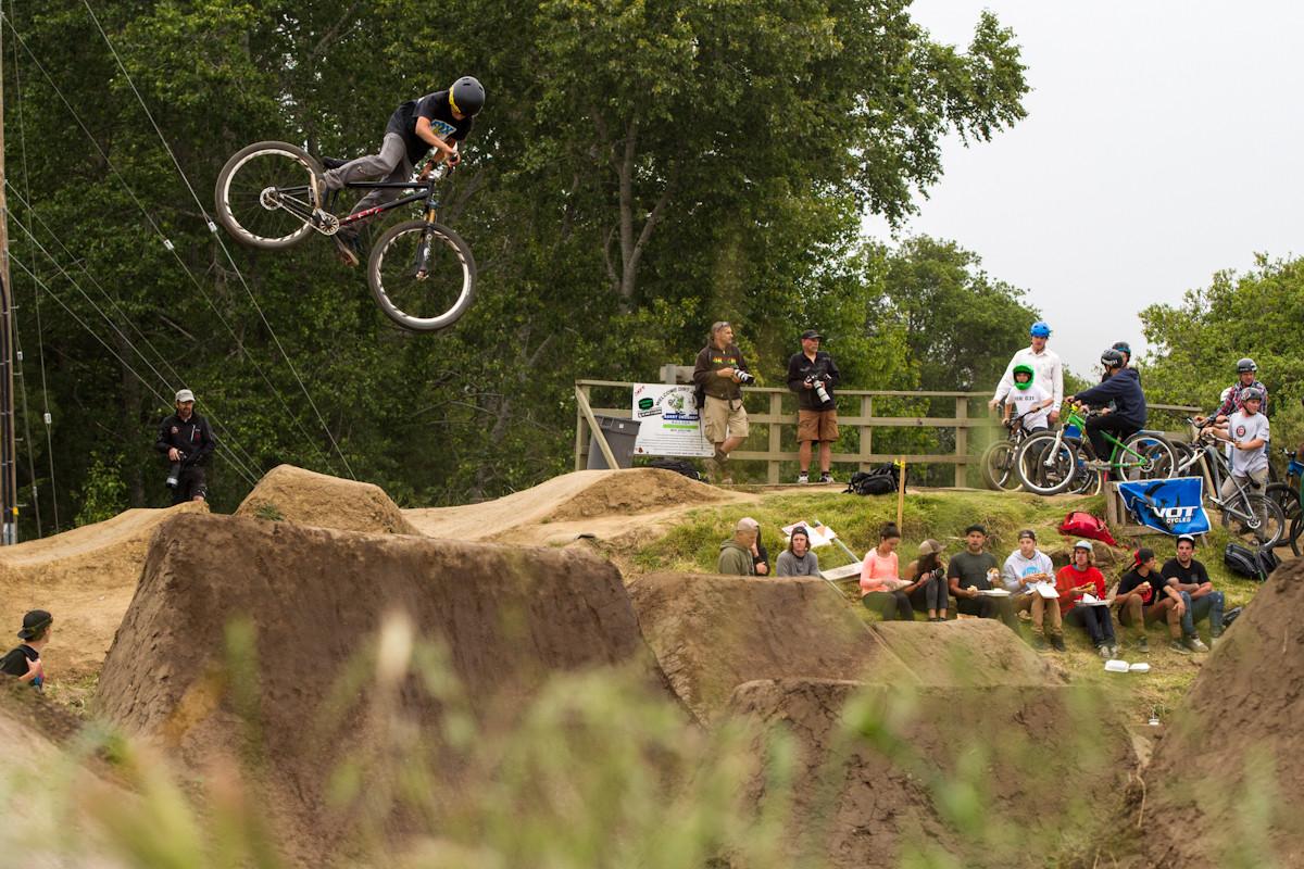 Connor Gallart - Post Office Jam 2013  - Mountain Biking Pictures - Vital MTB