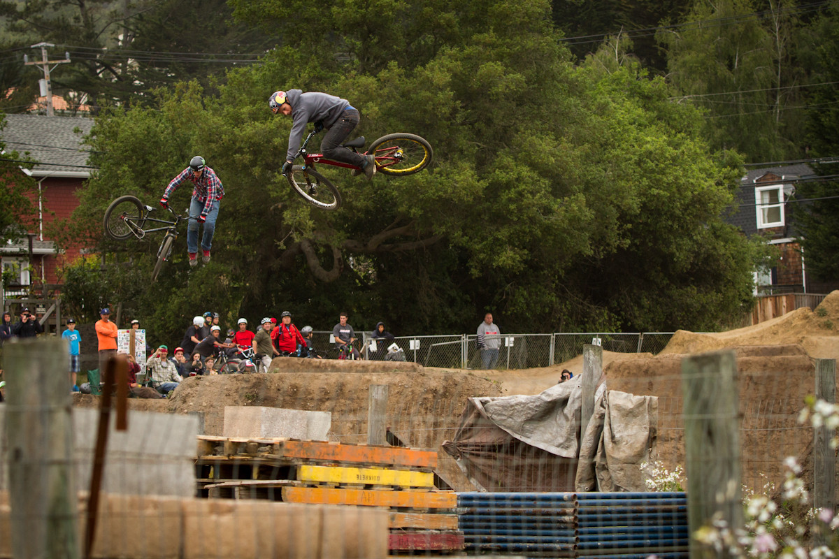Claw and Goldman - Post Office Jam 2013  - Mountain Biking Pictures - Vital MTB