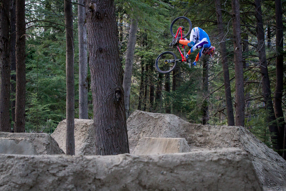 Mike Montgomery  - Highland Mountain Opening Weekend - Mountain Biking Pictures - Vital MTB