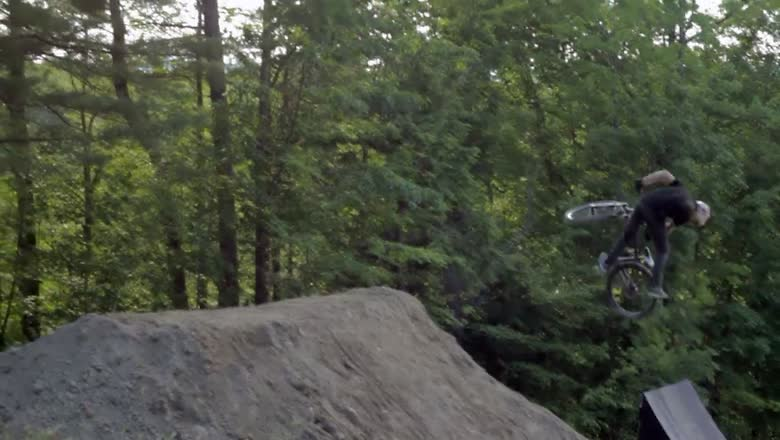 Clint McMahon Decade or Downside 360whip?