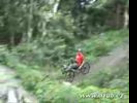 Recumbent Downhill