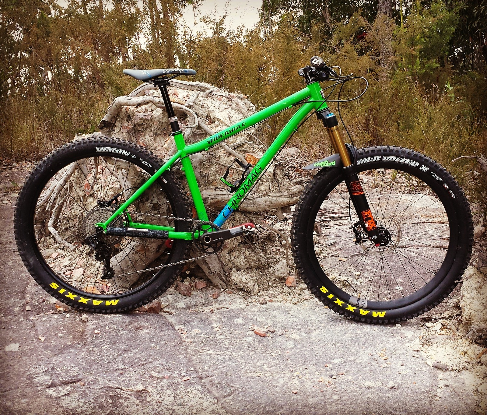 Chromag 650B Plus Bike