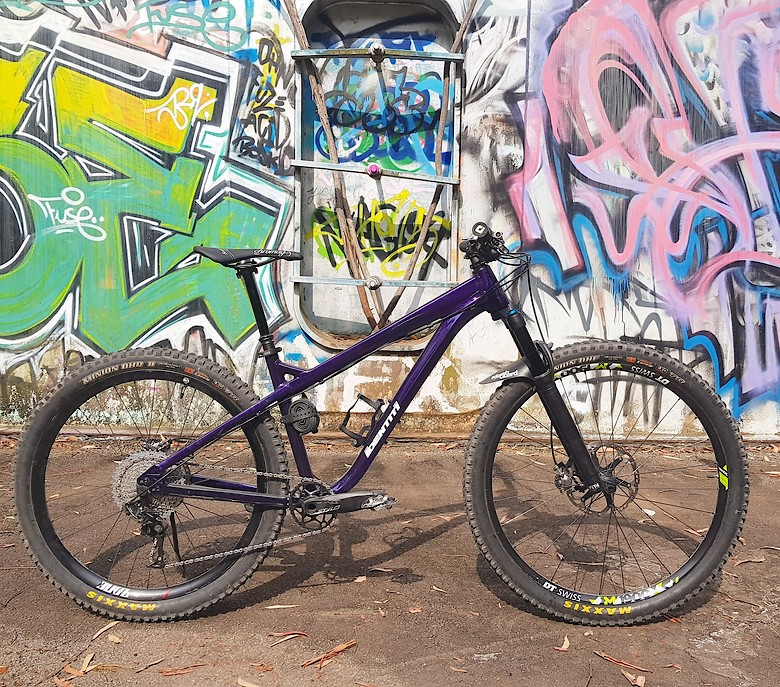 Identiti AKA Hardtail Shred Sled