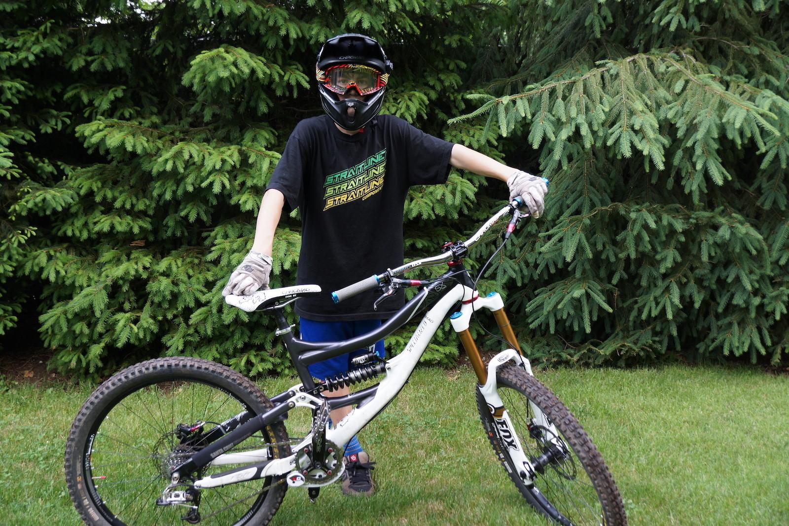 2012 Specialized SX Trail I *Custom*