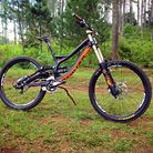 Specialized Demo 8ii 2011 Custom paint