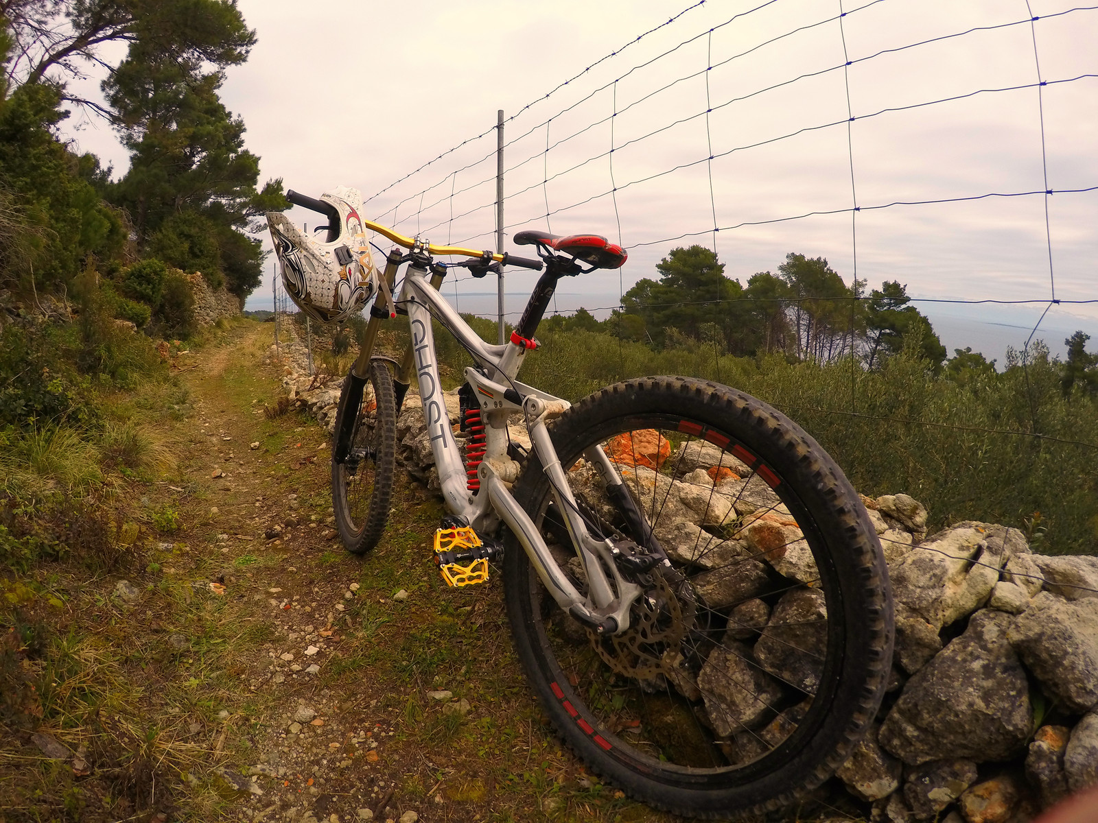 Ghost DH 9000 2013