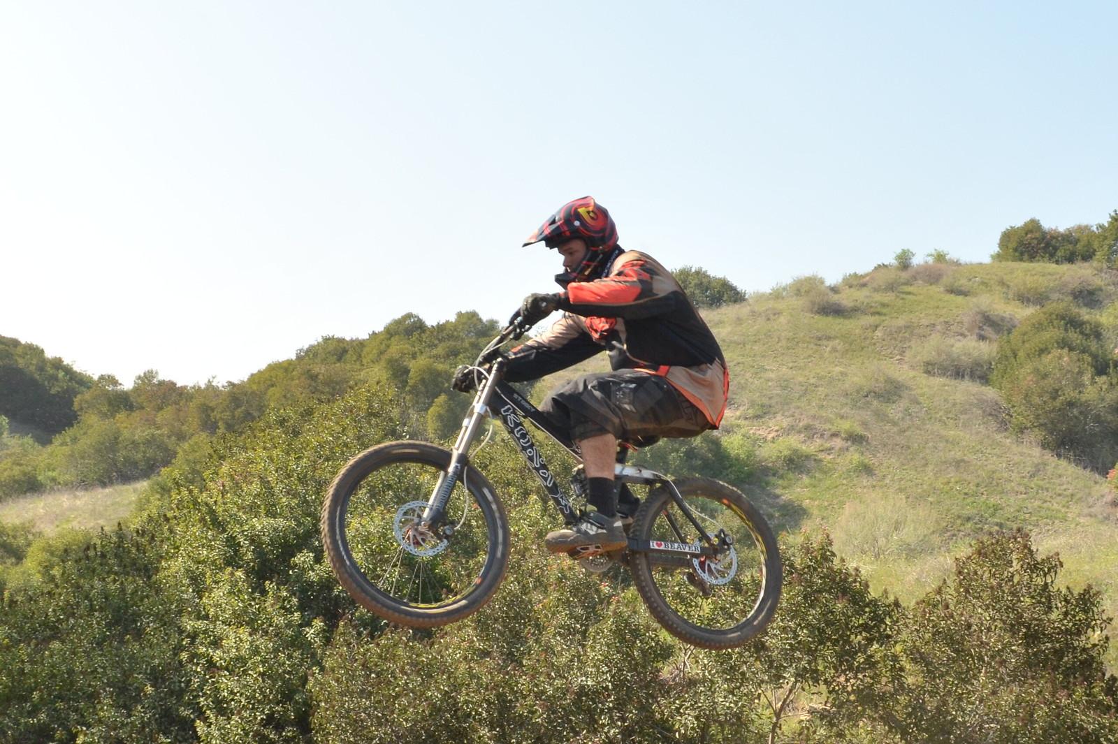 Jump! - mindless7676 - Mountain Biking Pictures - Vital MTB