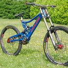 Falcon DH gearbox bike