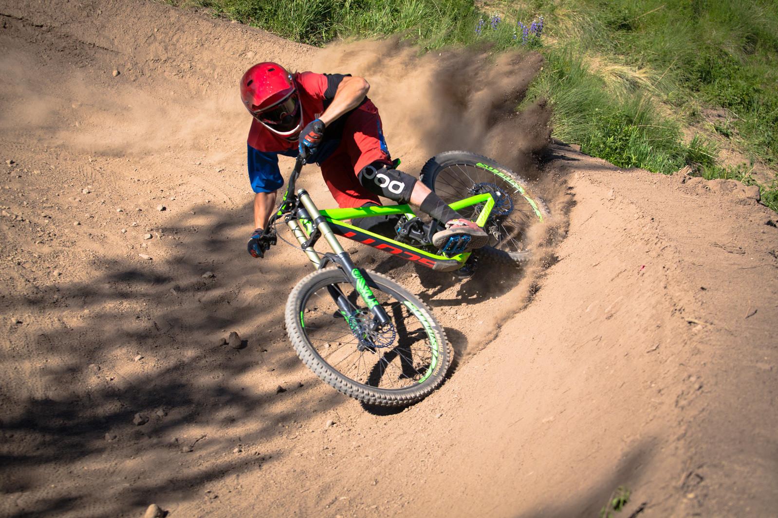 Berm Blowout - Evolution Bike Park - Mountain Biking Pictures - Vital MTB