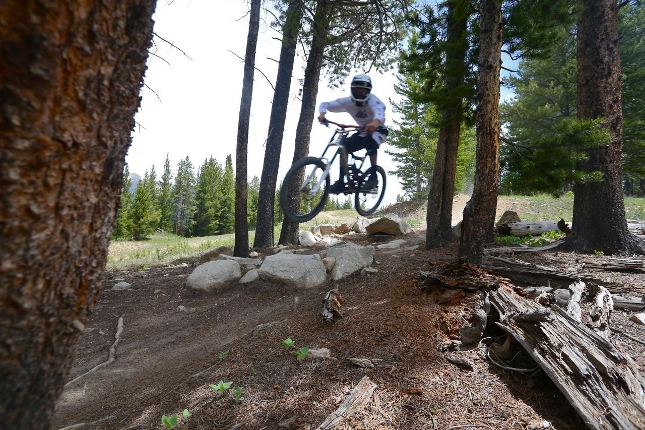 Shreddy - Evolution Bike Park - Mountain Biking Pictures - Vital MTB