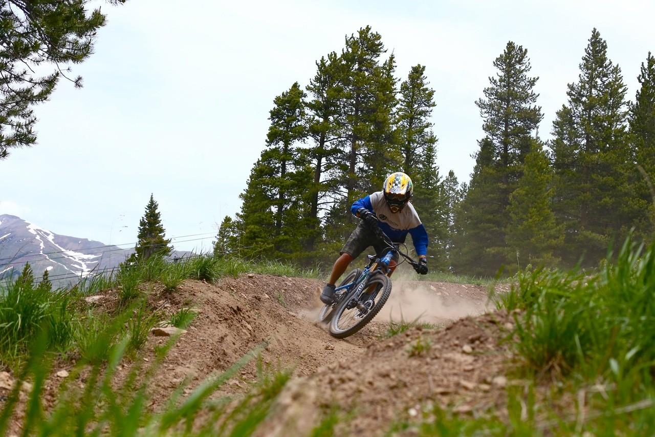 Punch It - Evolution Bike Park - Mountain Biking Pictures - Vital MTB