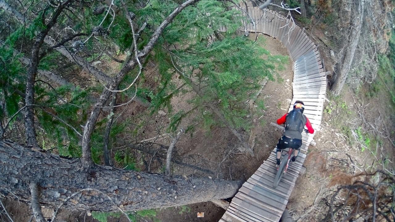 The Roller Coaster - Evolution Bike Park - Mountain Biking Pictures - Vital MTB