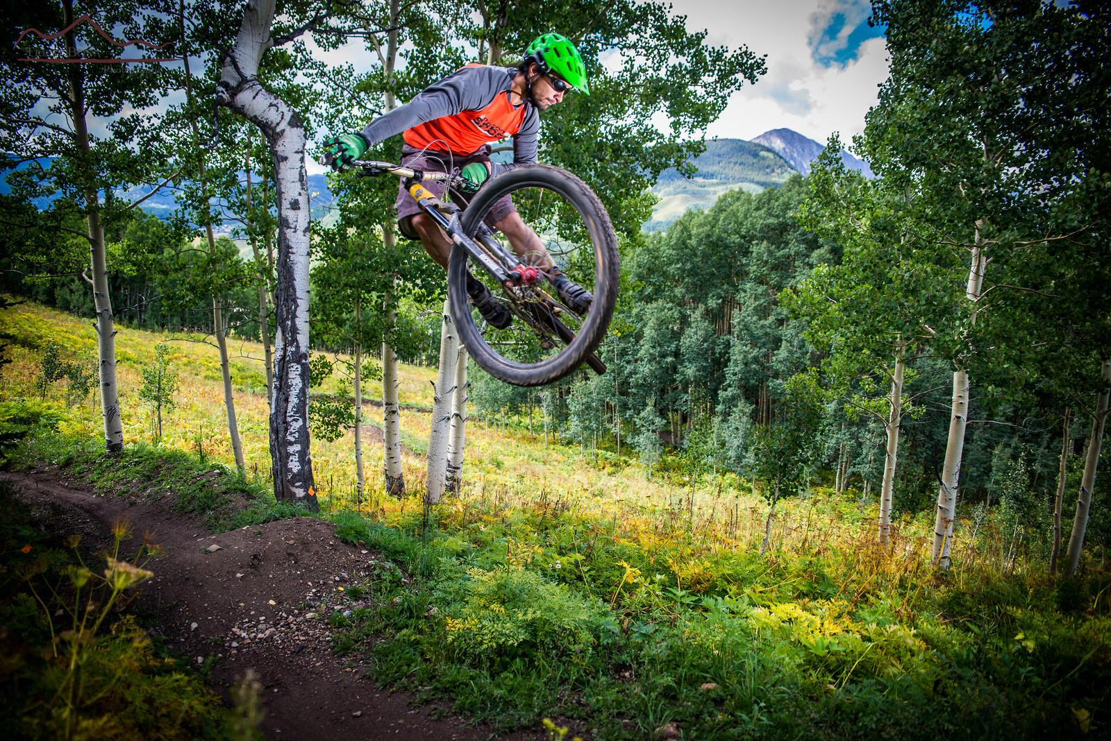 Push It - Evolution Bike Park - Mountain Biking Pictures - Vital MTB
