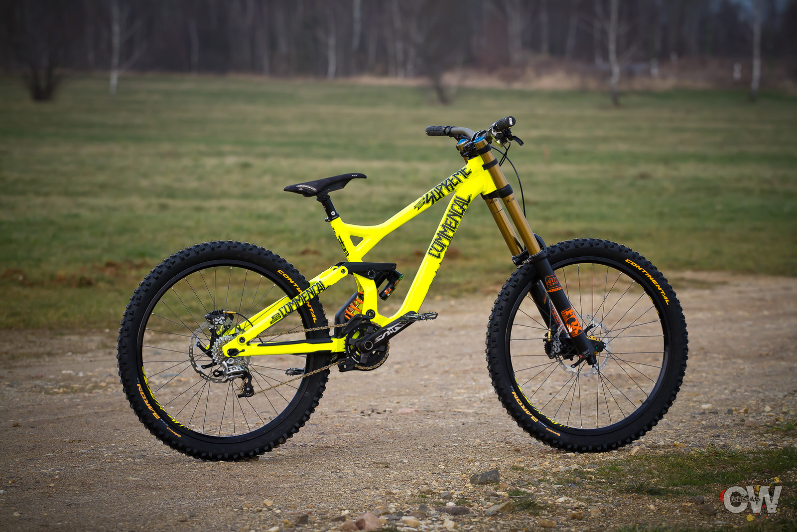 Commencal Supreme DH V3 2015